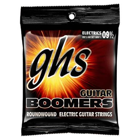 GHS Strings Electric Guitar Boomer Set (9 1/2)