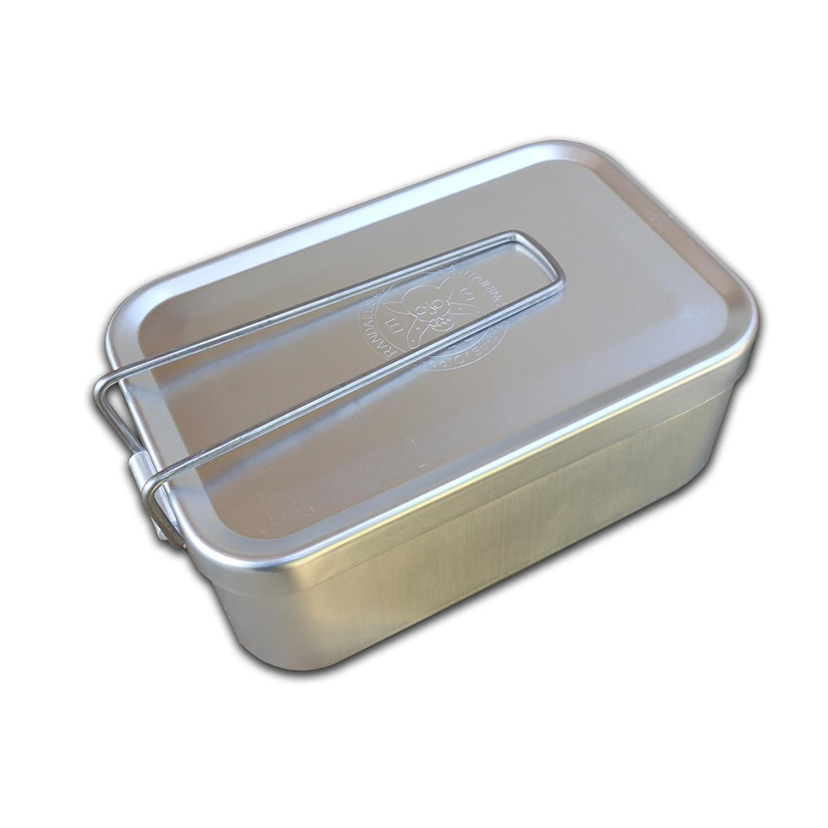 Esee Knives Aluminum Mess Survival Tin by Esee Knives