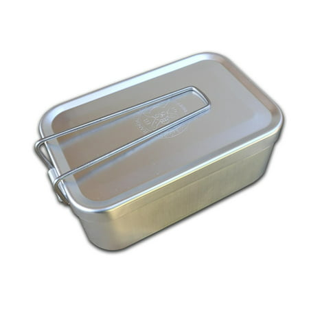 Aluminum Mess Survival Tin (Trangia Mess Tins)