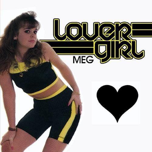 Meg - Lover Girl [CD]