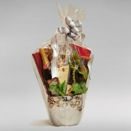 An Edible Arrangement In A Vase