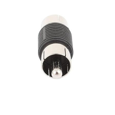 20pcs RCA Phono coupleur male à male Adaptateur Audio Converter - image 1 de 2