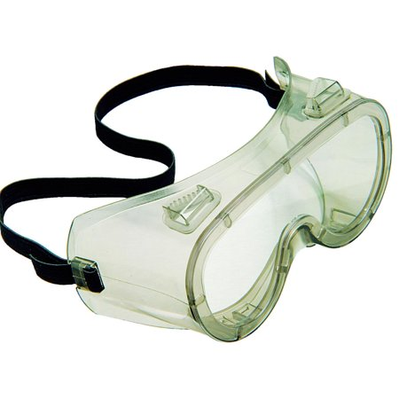 - MSA 10034448 Chemical Shield Splash Resistant Safety Goggle