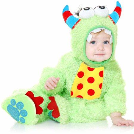 Little Lime Monster Baby Costume for $<!---->