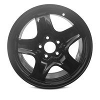 "Road Ready Replacement 16"" Black Steel Wheel Rim 2007-2011 Chevrolet HHR 2006-2008 Malibu 2007-2008 Cobalt 2007-2008 Pontiac G5"