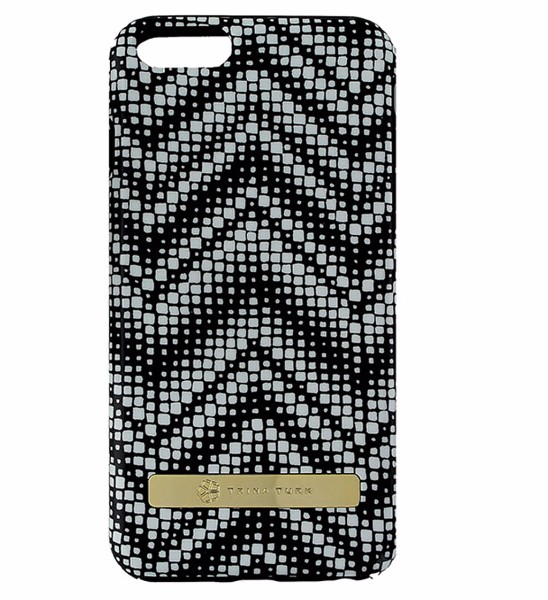 Trina Turk Dual Layer Case for iPhone 6 Plus - Black & White