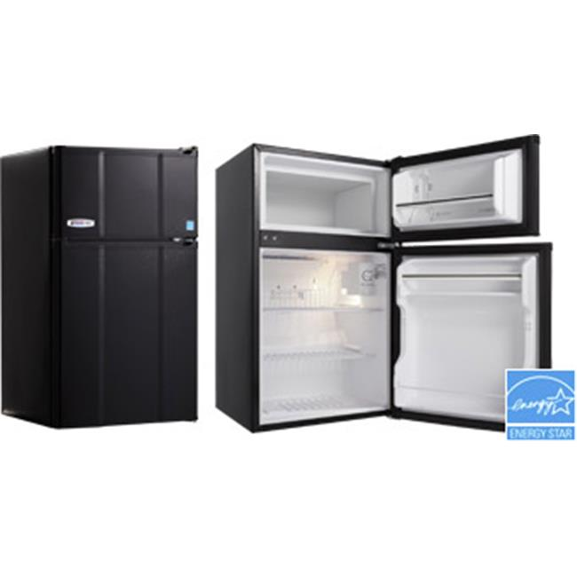 Freezer EMPTY Dollhouse Miniature  Ladder Style Refrigerator