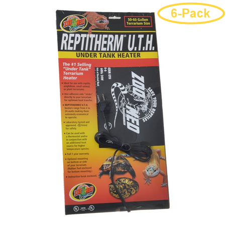 Zoo Med Repti Therm Under Tank Reptile Heater 24 Watts