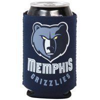 Memphis Grizzlies Navy Blue Collapsible Can Cooler