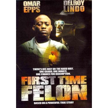 First Time Felon DVD