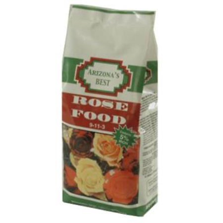 Arizona's Best 5 LB 9-11-3 Rose Food Specially Formulated With Sulfur (Best Manure For Roses)