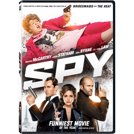 Spy (DVD) (Spy Optic Cyrus)
