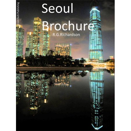 Brochure Catalog Guide - Seoul Brochure - eBook