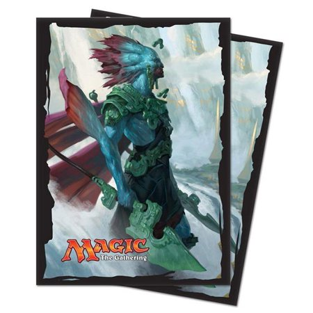 Ultra Pro ULP86654 Magic the Gathering Rivals of Ixalan Volume 3 Deck Protector Sleeve - 80 Count
