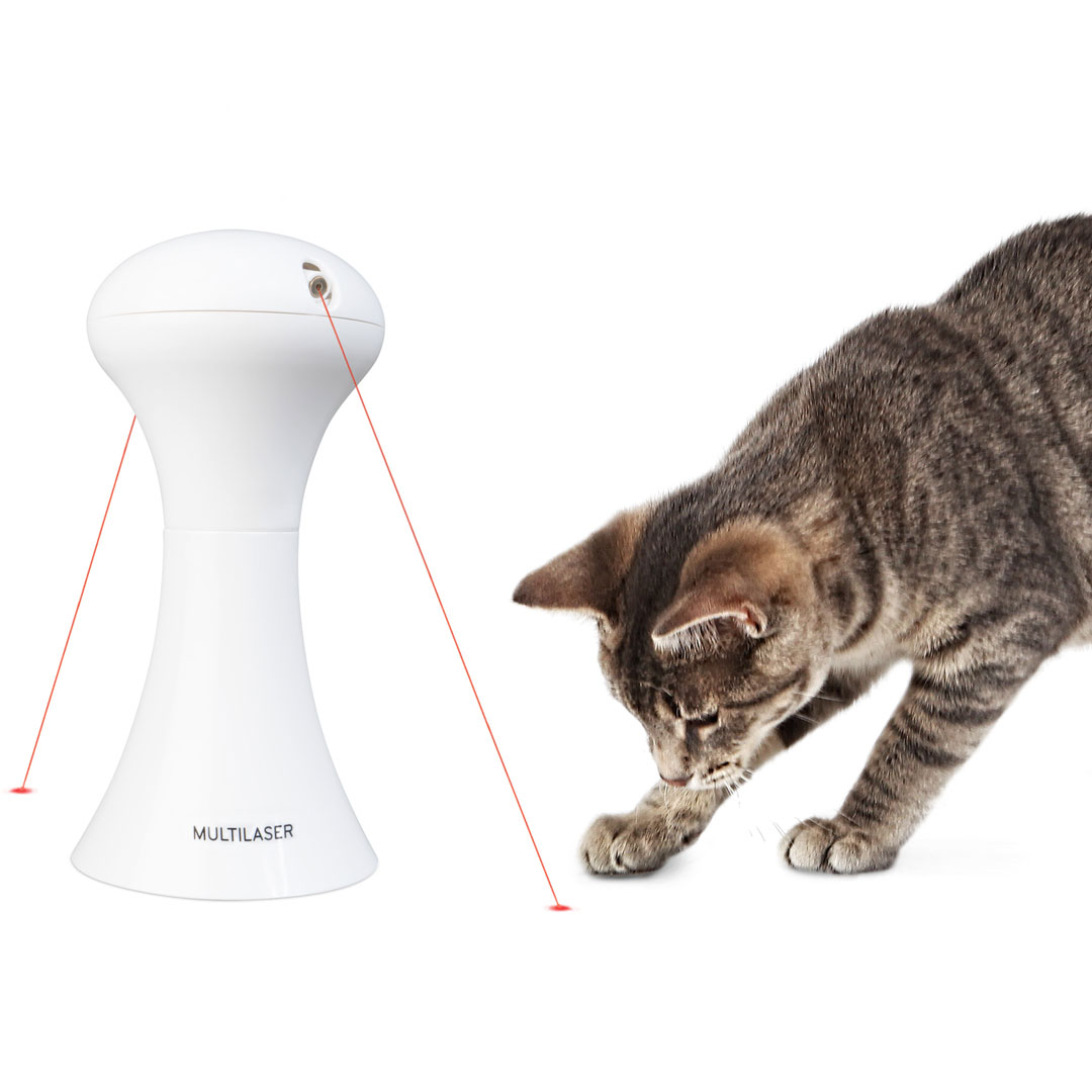Premier Pet Multi Laser Cat Toy