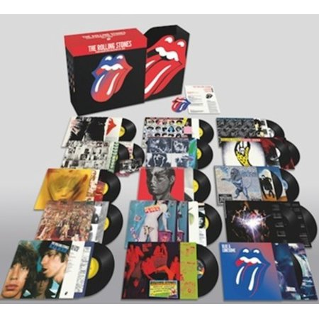 - Studio Albums Vinyl Collection 1971-2016 (Vinyl)