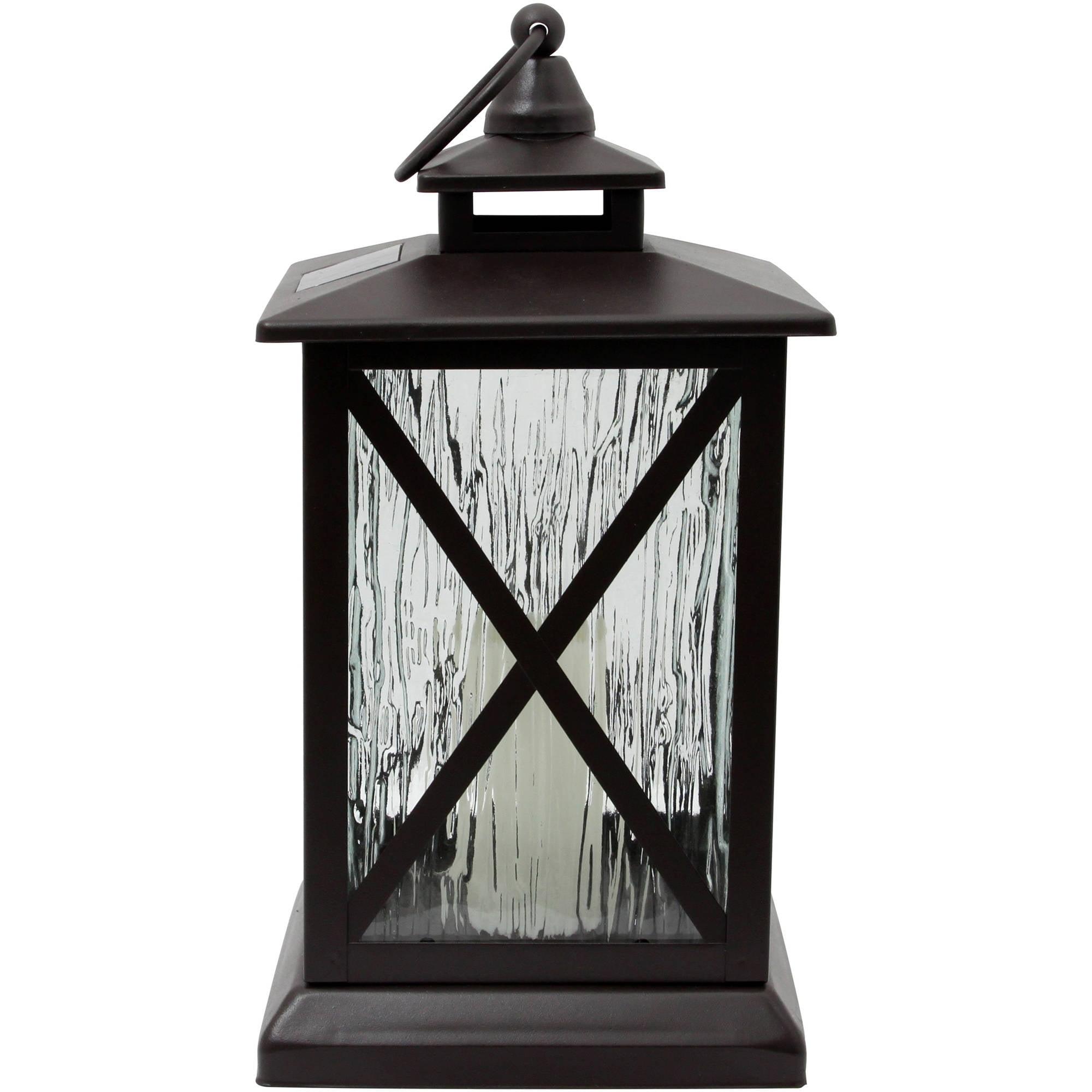 Mainstays Small Solar Powered Lantern