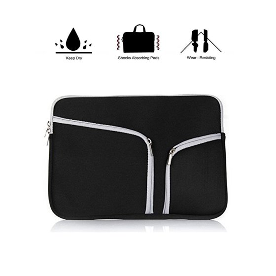 d687d197e9d3 IClover 13 Inch Waterproof Thickest Protective Slim Laptop Case for Macbook  Apple Samsung Chromebook HP Acer Lenovo Portable Laptop Sleeve Liner ...
