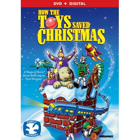 How the Toys Saved Christmas (DVD)](Save Mart Christmas Hours)