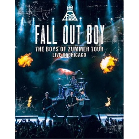Fall Out Boy: Boys of Zummer Live Chicago (Blu-ray)
