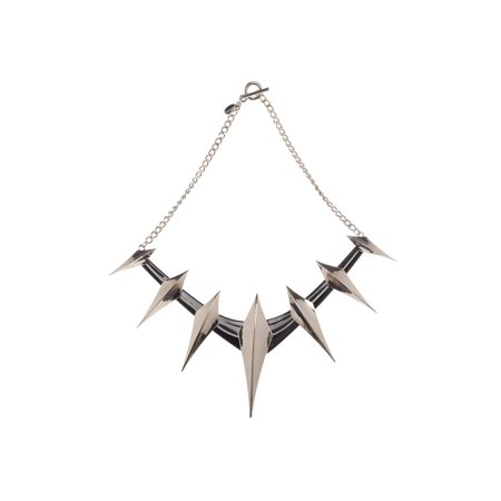 Spike Cosplay Collar Necklace