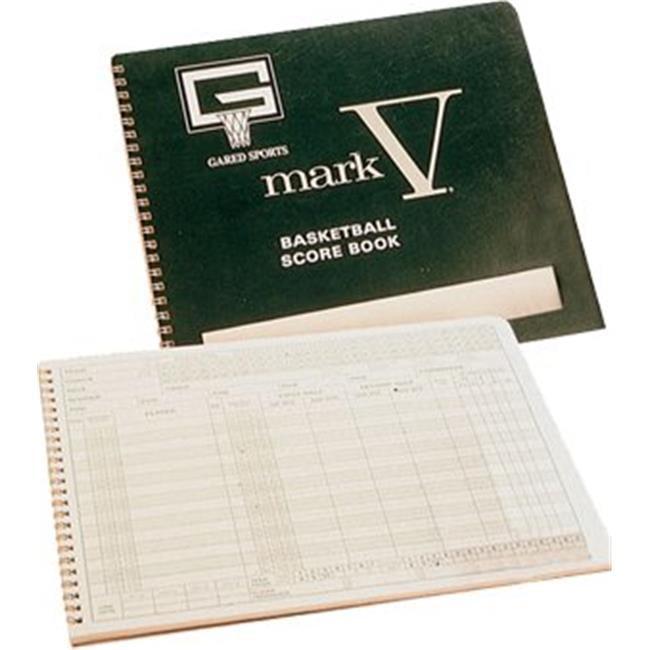 Mark V Basketball Scorebook by Tons-of-Fun