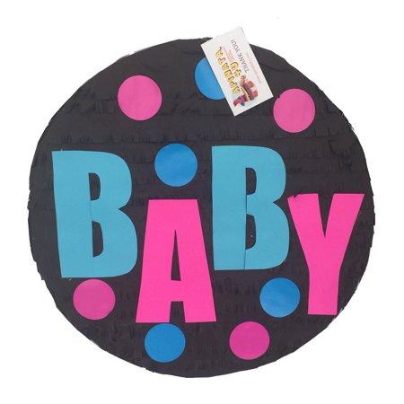 Surprise Baby Gender Reveal Pinata 16