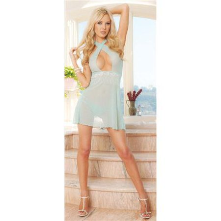 Embroidered Babydoll Medium Adult Size 8-10.