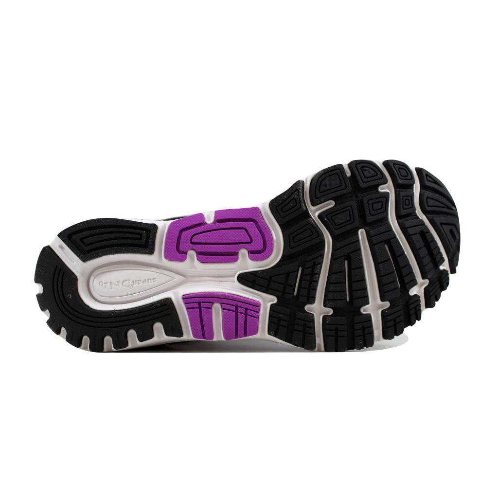 9c06d5e627f Brooks - Brooks Women s Transcend 5 Black Purple-Multi 120263 1B 023 -  Walmart.com