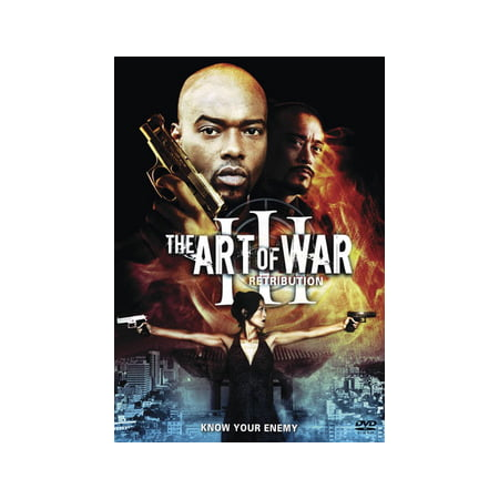 The Art of War III: Retribution (DVD)](Halloween Retribution)