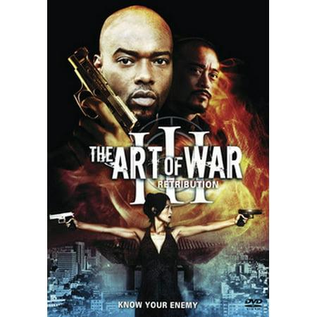 The Art of War III: Retribution (DVD) (Dawn Of War 2 Retribution Cheat Engine)
