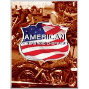 American Bikers & Choppers by