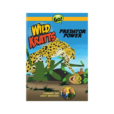 Wild Kratts: Predator Power (DVD)