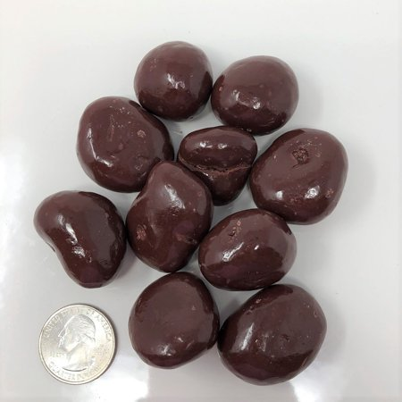 No Sugar Added Red Chocolate Covered Dried Cherries 1 (Chocolate Covered Dried Cherries)
