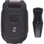 Motorola VU204 Leather Case Premium Bulk