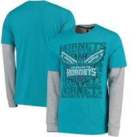 Charlotte Hornets UNK Core T-Shirt Combo Pack - Teal
