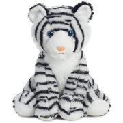 White Tiger Cub Stuffed Toy,  Tigers by Aurora World
