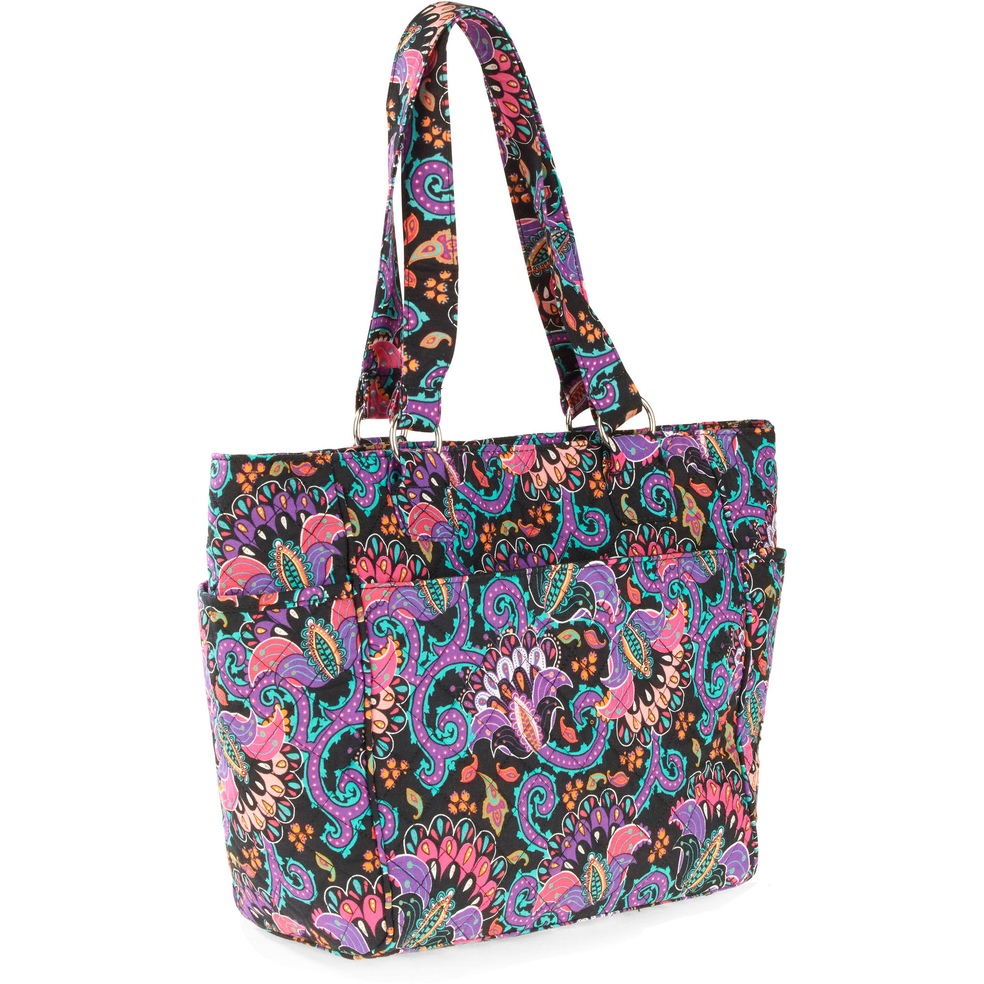Waverly Women's Tote Quilt bag - Walmart.com : quilt tote bag - Adamdwight.com