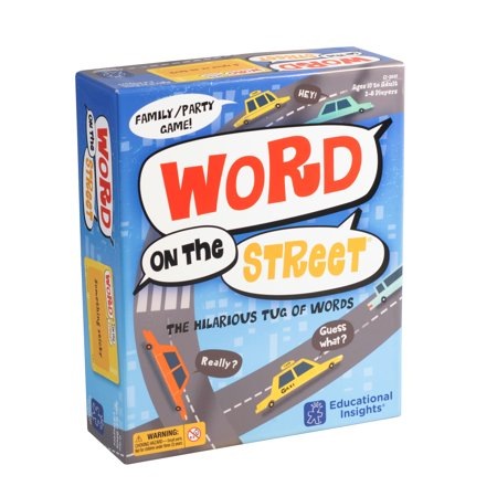 Educational Insights® Word on the Street® Game (Word Games For Kindle)