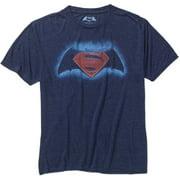 v Superman: Dawn of Justice Big Men's Graphic Tee