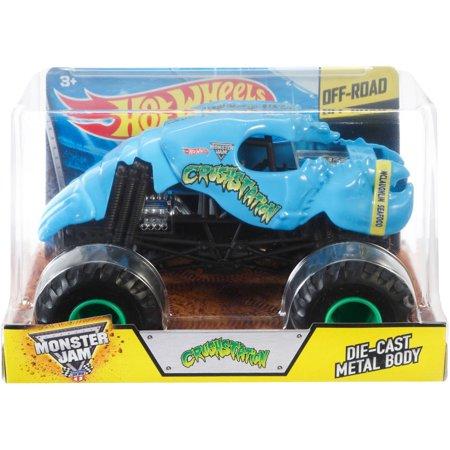 Hot Wheels Monster Jam Crushstation Vehicle