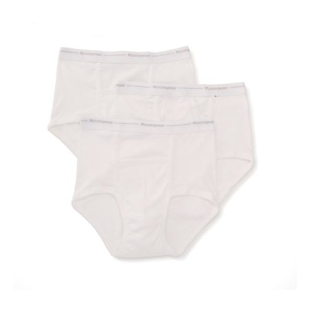 Munsingwear MW21 Comfort Pouch Cotton Full Rise Brief - 3 Pack