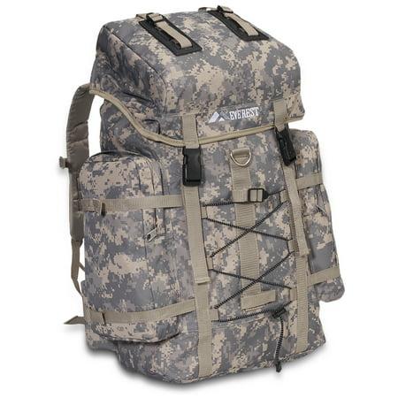 Digital Camo Hiking Pack (Day Pack Ap Camo)