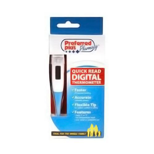 Preferred Plus Quick Read Digital Thermometer - 1 Ea