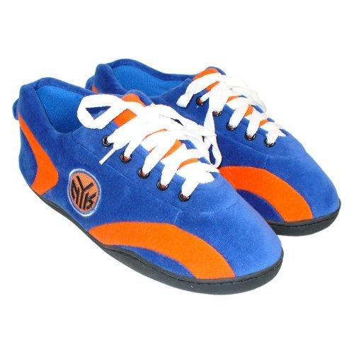 Comfy Feet NBA All Around Slippers - New York Knicks