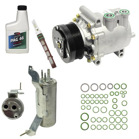 New A/C Compressor and Component Kit 1050454 - 3L2Z19V703BC Explorer - Mercury Mountaineer A/c Compressor