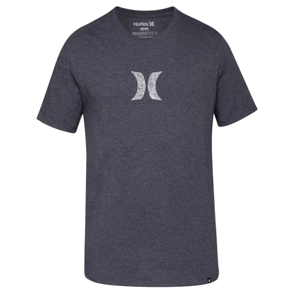 c8ea33d1e8 Hurley - Hurley Mens Icon Push Through Premium T-Shirt MTS0022480 ...