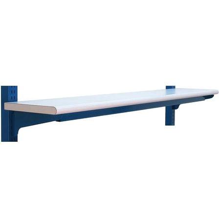 Benchpro Ts1260 Upper Shelf  60 W X 12 D X 4 In  H  White