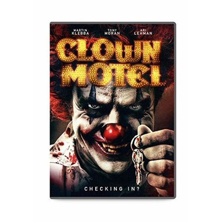 Clown Motel (DVD)