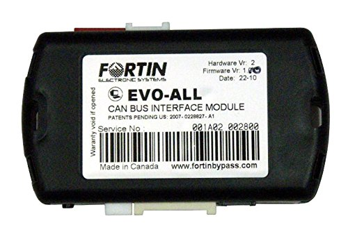Buy Fortin Evo-for.t1 Preloaded Module & T-harness Combo [ford[r], Lincoln[r] & Mercury[r]... by Fortin